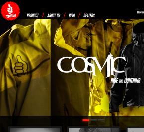 TREW Gear 2013 Website