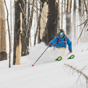 A Deep Issue: How to Choose a Powder Ski