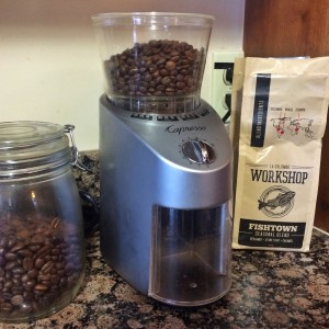 Capresso Infinity Die Cast Grinder Review