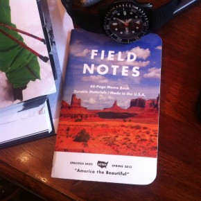 "Field Notes ""America: The Beautiful"" Edition"