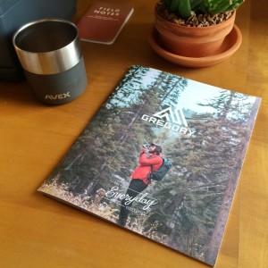 Gregory 2016 Everyday Catalog