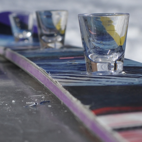 How To: Make A Shot Ski