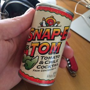 Review: Snap-E-Tom Tomato & Chile Cocktail