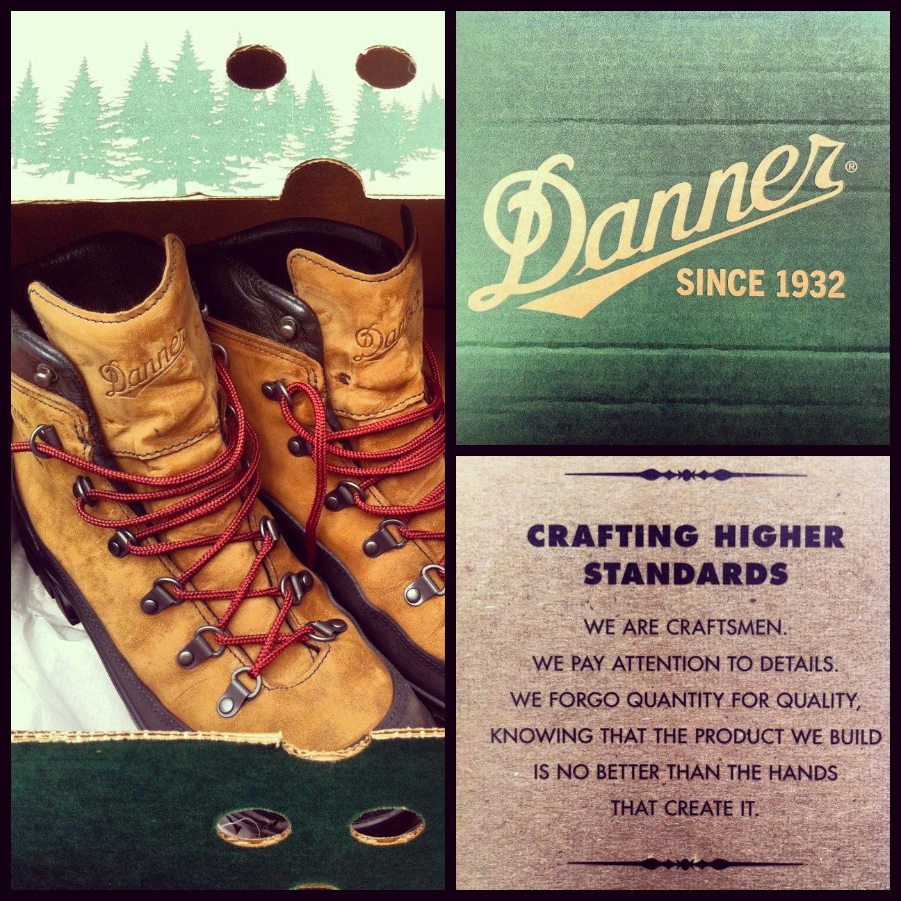 Review: Danner Crater Rim GTX Hiking Boots | deLucasaurus.com